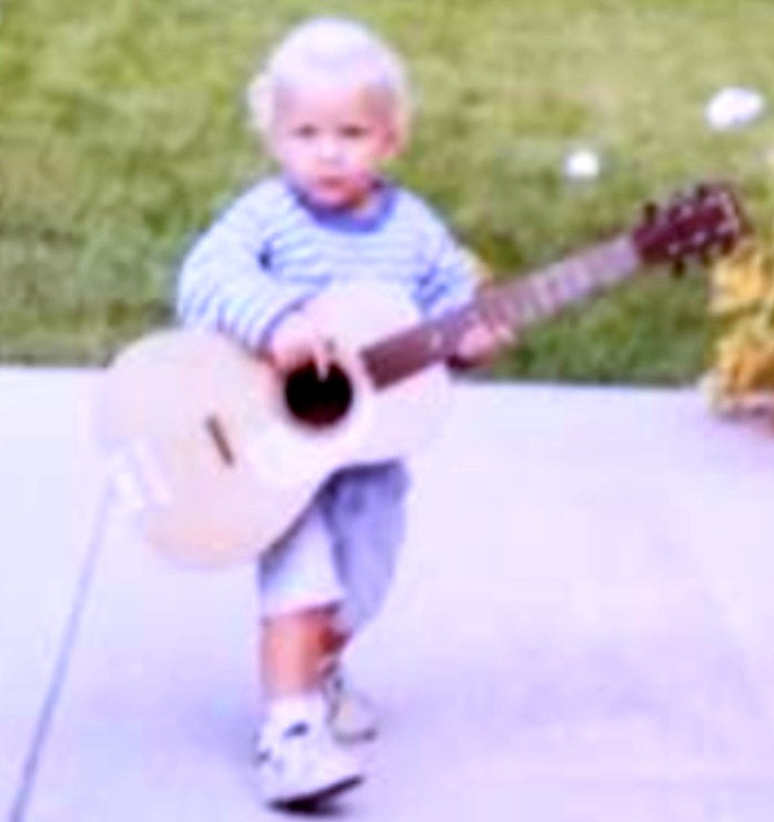 Cannon Cooley. Music. Songwriter. Toddler.