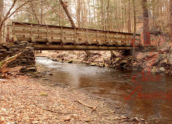 Bridge Over Creek 2