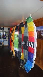 Boutique de cerf-volant Vue du Ciel, Mont St-Pierre en Gaspésie