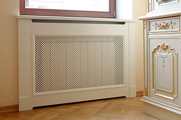 Экран для радиатора серии Люкс