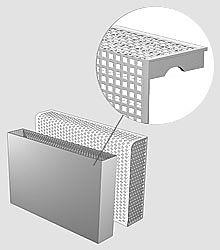 металлические экраны