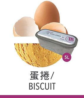 梅諾卡 - 5公升冰淇淋 - 蛋捲