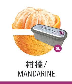 梅諾卡 - 5公升雪酪 - 柑橘