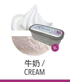 梅諾卡 - 5公升冰淇淋 - 牛奶