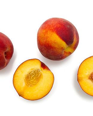 Peaches Cut