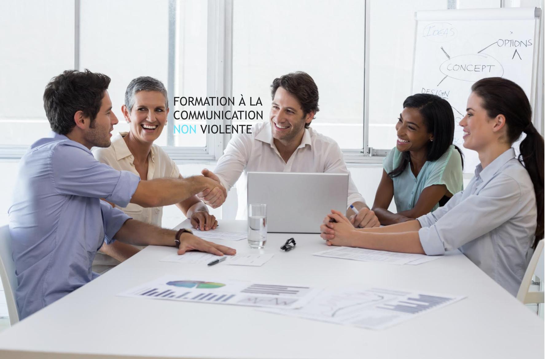 Formation à la communication non violente