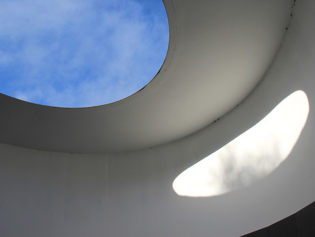 A PRIVATE ARTWORK BUILT BY JAMES TURRELL