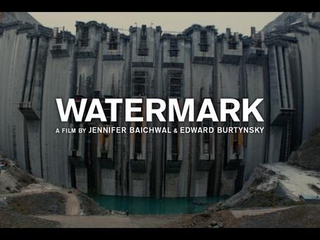 WATERMARK | EDWARD BURTYNSKY & JENNIFER BAICHWAL