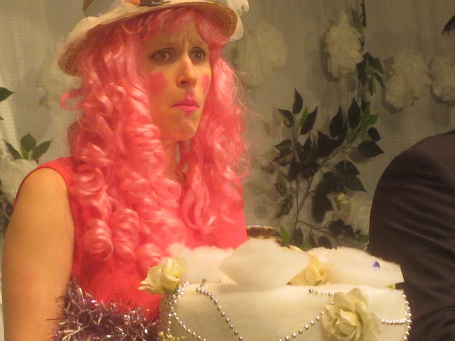 Clorinda in Cinderella