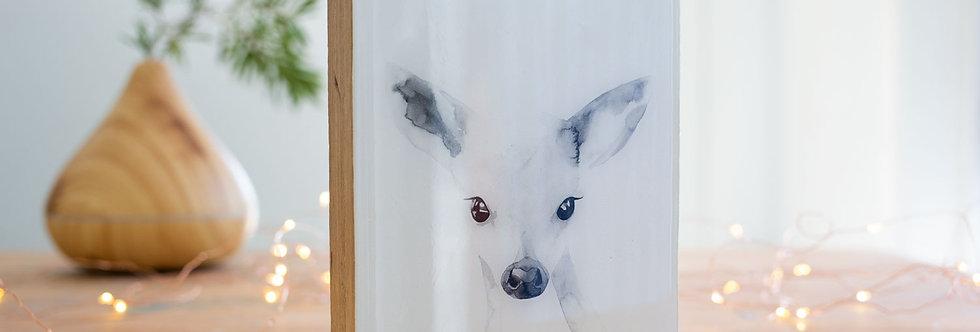 Baby Deer Artblock