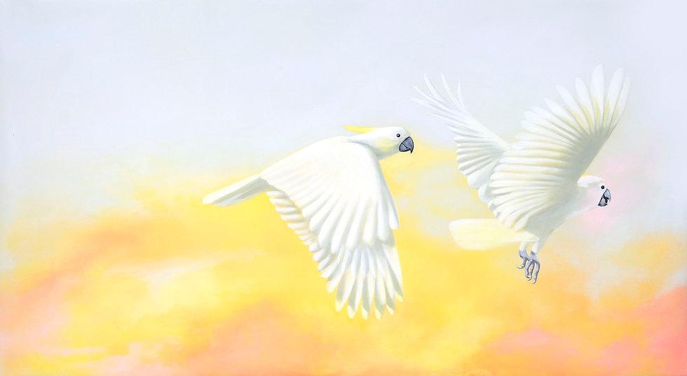 MariaHarding_Fly_with_me_2020_OilandAcry