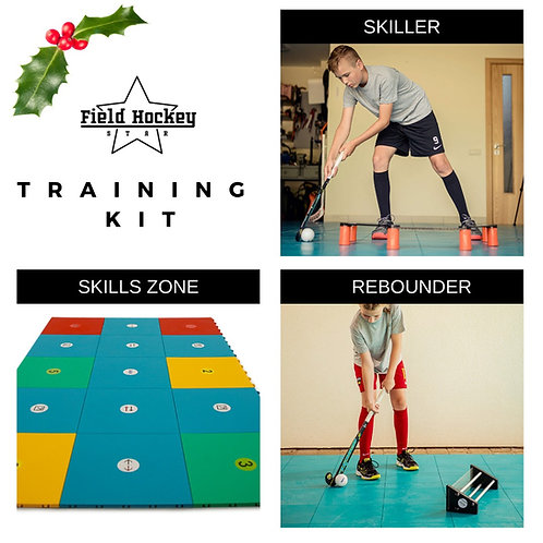 TRAINING KIT( Rebounder, Skiller, Skills zone)