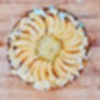 🍏🍎 Ābolu pīrāgs 🍏🍎_Izmantoti mandeļu