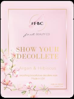 show your decollette.png