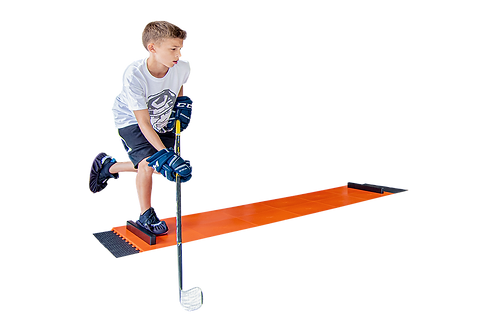 MY SLIDEBOARD LIT - Hockey Slide Board Pro Training