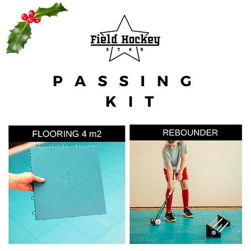 PASSING KIT (FLOORING 4 sq.m +REBOUNDER)