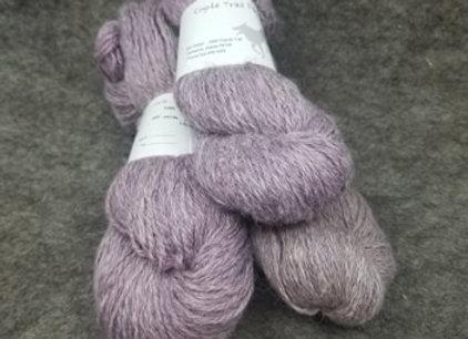 100% Delta Icelandic-Lilac Purple-