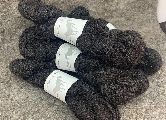 Shetland Sparkle Blend -Black Sparkle-