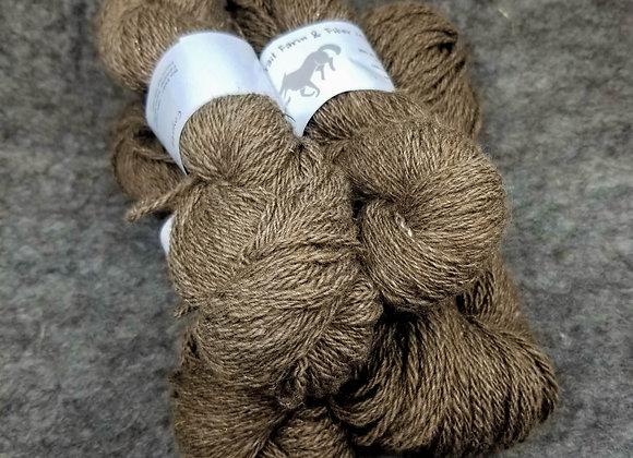 Shetland Sparkle Blend -Medium Brown-