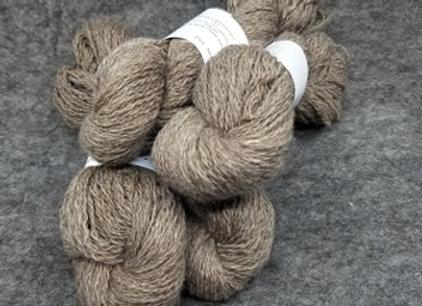 Shetland Blend -Chocolate Milk Brown-