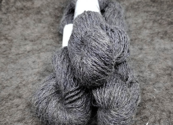 Alpaca -Slate Grey- 90% alpaca, 10% merino