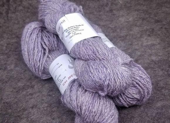 Shetland Sparkle Blend -Light Purple-