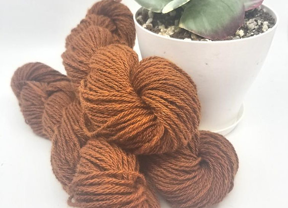 House Blend -3 Ply - Sweet Potato Orange