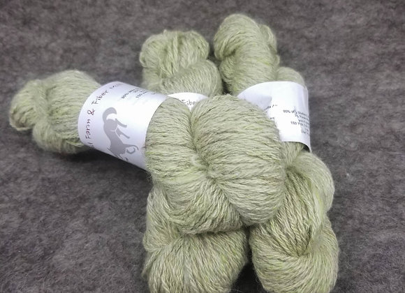 Shetland Sparkle Blend -Light Green-