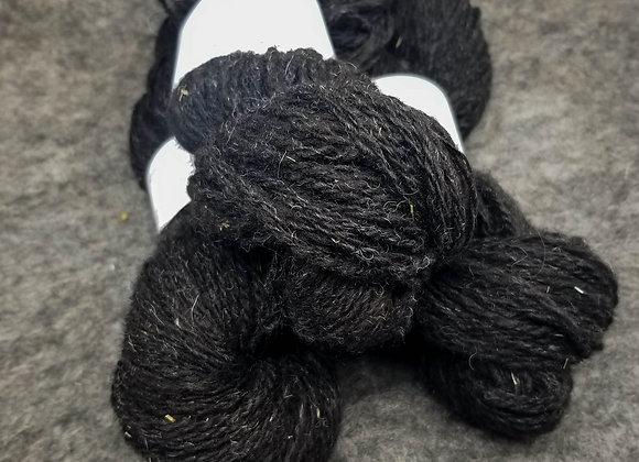 Shetland Blend -Ink Black-