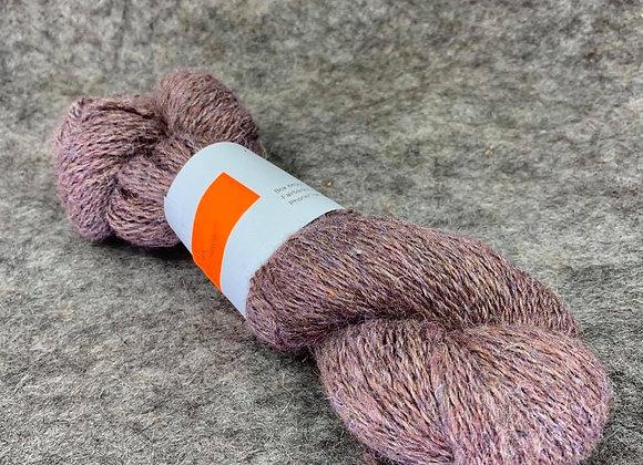 Alpaca/Icelandic 50/50 Blend - PURPLE-