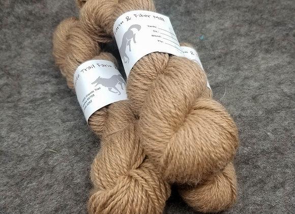 Alpaca/Merino (90/10) Blend -Light Beige-