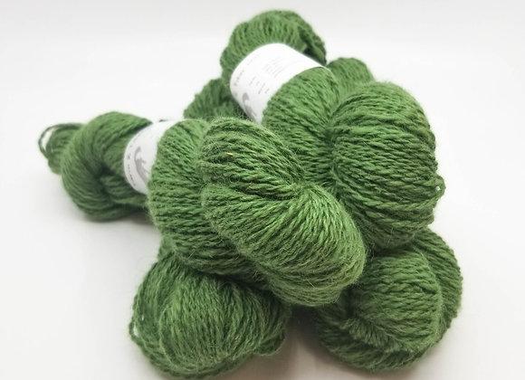 70% Llama 30% Merino -Spring Green-