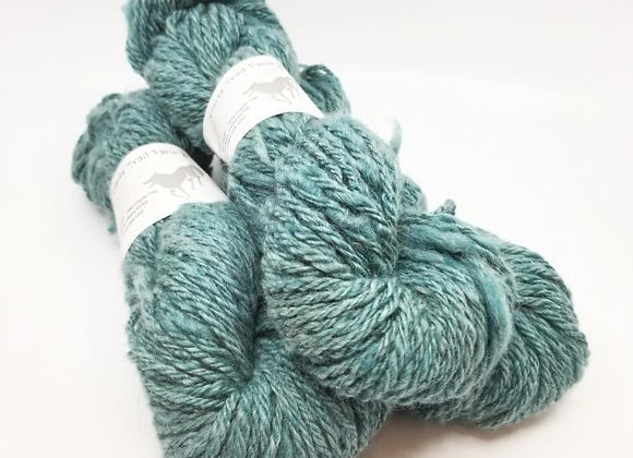 House Blend -3 Ply  Textured Turquoise Green-