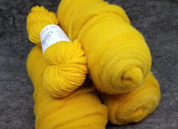 Chernofski Roving - Banana Yellow -
