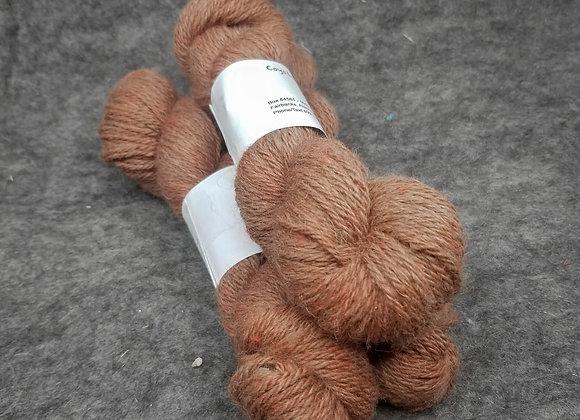 Alpaca/Merino (90/10) Blend -Ginger-