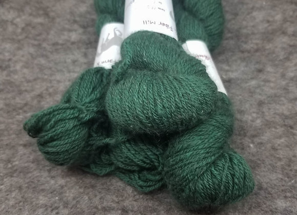 Qiviut Blend -Emerald Green- 70% qiviut