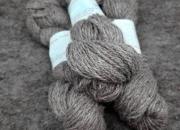 Alpaca -Light Grey-90% alpaca, 10% merino