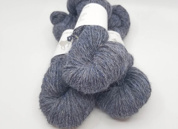 Llama/Merino Blend -Bluejay-