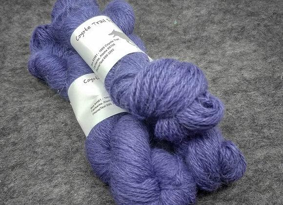Alpaca/Merino (90/10) Blend -Periwinkle-