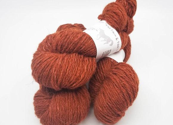 80% Dorper/20% Nylon -Pumpkin Spice-