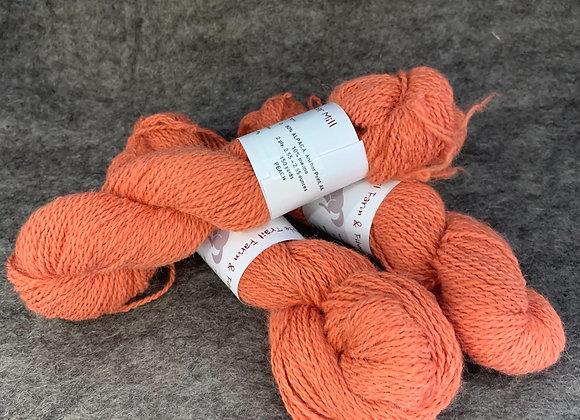 Alpaca Blend-90% Alpaca 10% Merino - Peach -