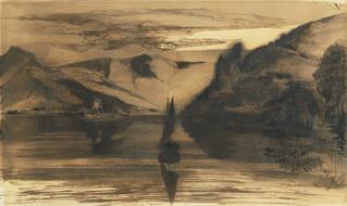 Victor Hugo peintre