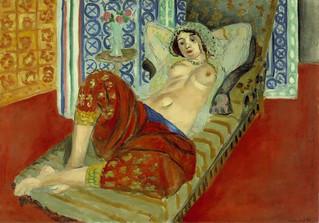 Henri Matisse à Nice