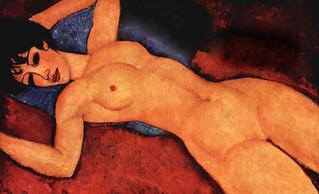Modigliani em Paris