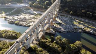 Le merveilleux Pont du Gard