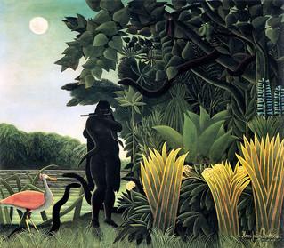 Le Rêve du Douanier Rousseau