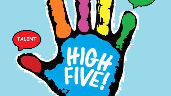 HIGH FIVE training voor opvoeders