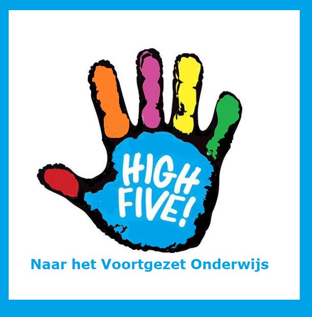 High Five! Naar het Voortgezet Onderwijs