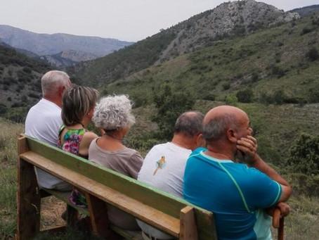 El banco más alto de Soria está en Beratón