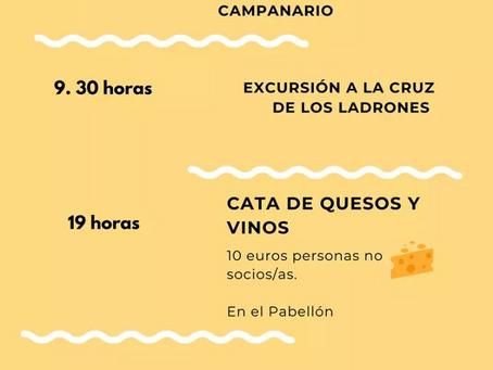 Chupina 2018 en Beratón